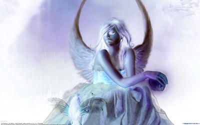 Астрология в истоках религии. Женщина-ангел