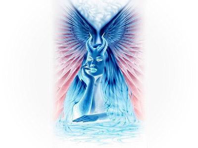 Астрология исток религии. Мистическое существо