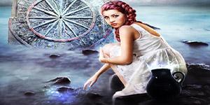 знак зодиака девочка Водолей