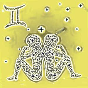 близнецы картинка знак зодиака