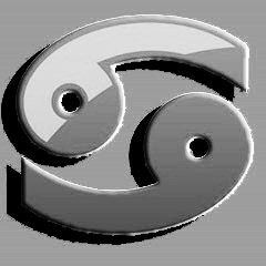 знак зодиака тату Рак