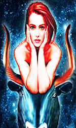 женщина Телец знак зодиака