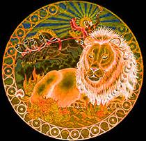 Лев гороскоп даты