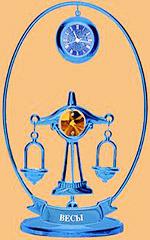 Весы знак зодиака даты