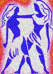 знак зодиака женщина Близнецы