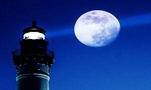в гороскопе рождения Луна