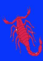 Скорпион стихия