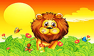 ребенок Лев знак зодиака