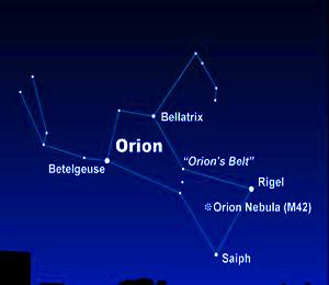 астрология Бетельгейзе