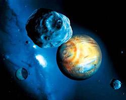 планета Плутон в астрологии